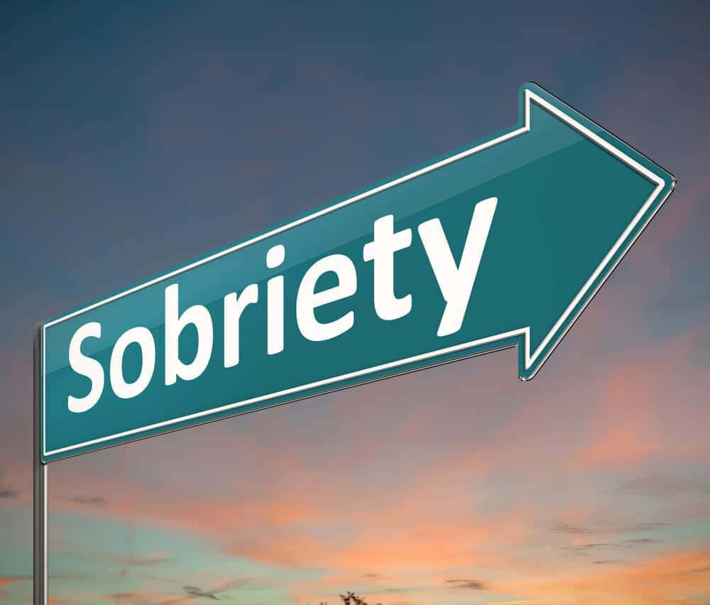 Sign | Sobriety | Beachside