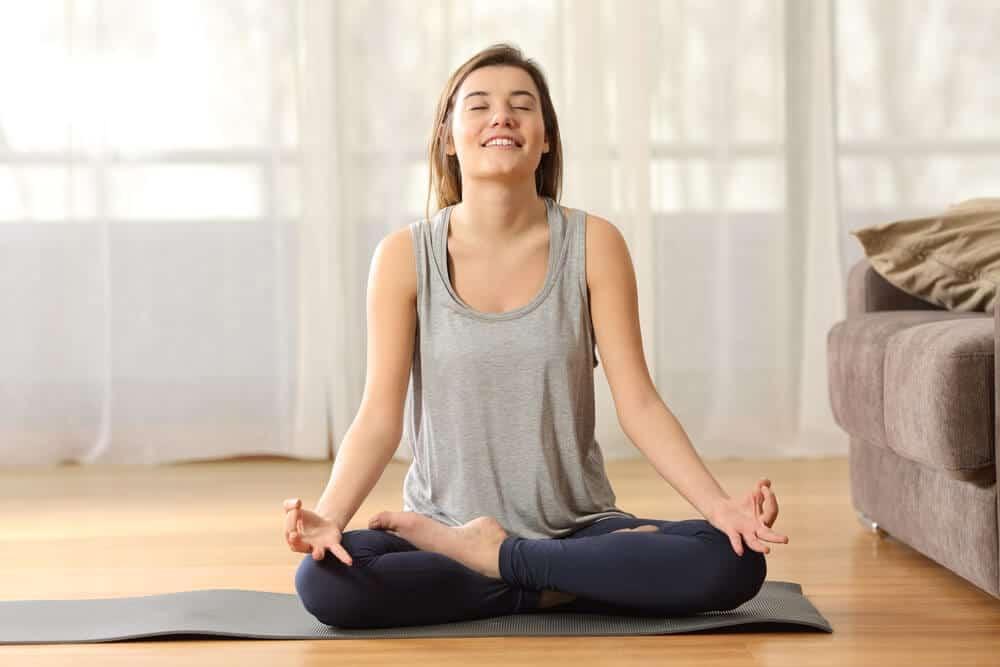 Yoga - Self-Care - Beachside