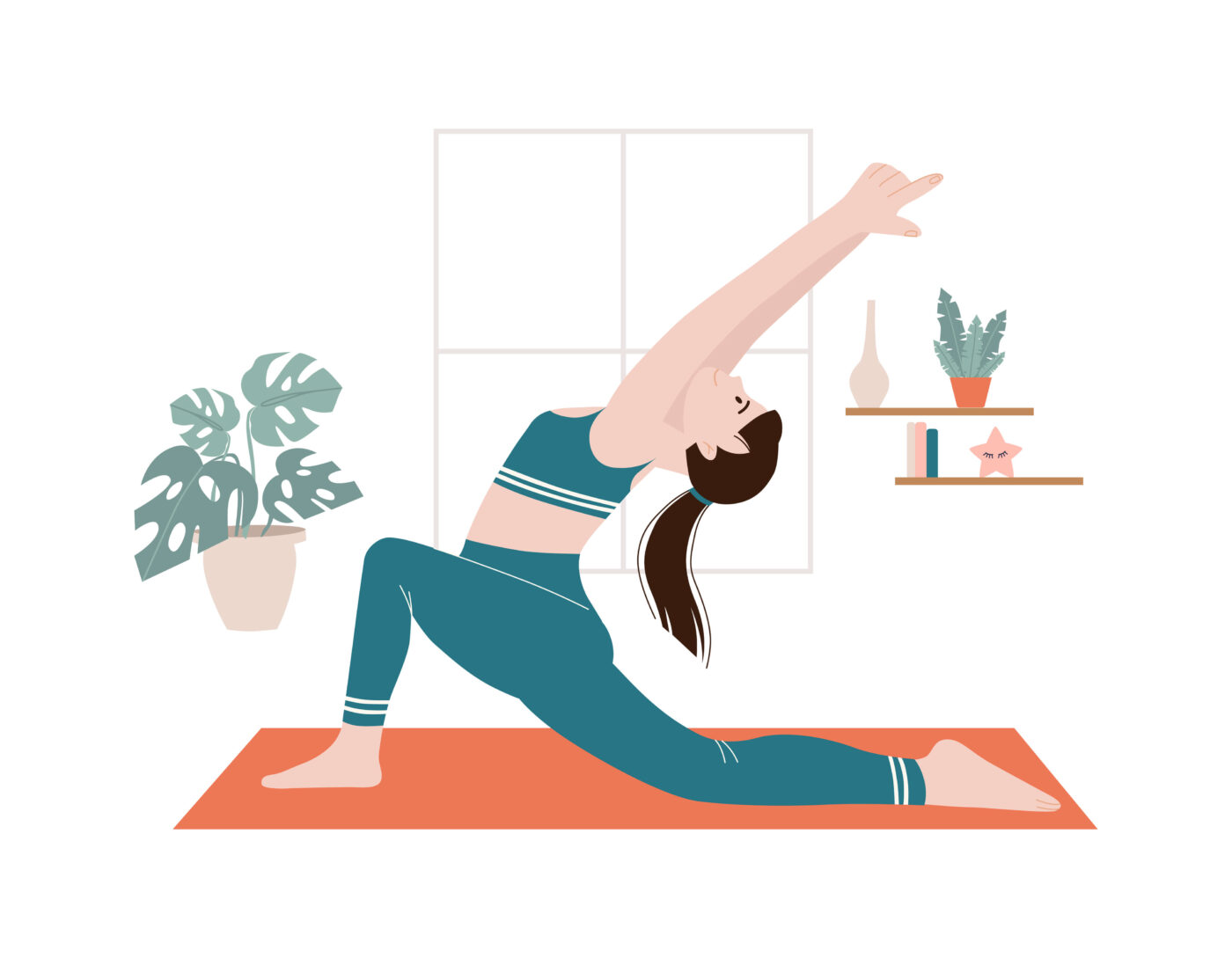 Self Care - Yoga Header - Beachside